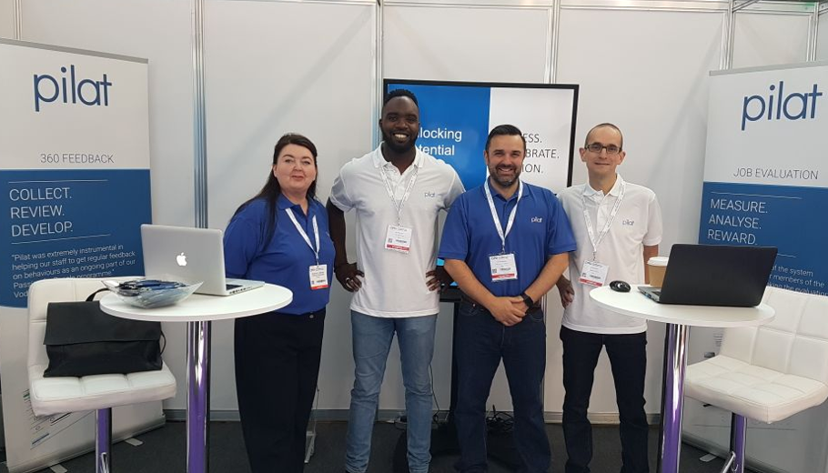 Pilat Team at CIPD HR Software and Recruitment Show 2018